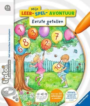 tiptoi® - Boek- Mijn leer-spel-avontuur: Eerste getallen tiptoi®;tiptoi® boeken - image 1 - Ravensburger