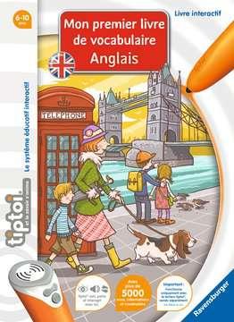 Mon premier livre de vocabulaire anglais tiptoi®;Livres tiptoi® - Image 1 - Ravensburger