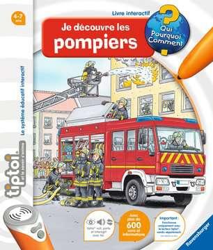 Je découvre les pompiers tiptoi®;Livres tiptoi® - Image 1 - Ravensburger