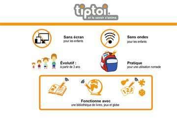 Je découvre les pompiers tiptoi®;Livres tiptoi® - Image 4 - Ravensburger