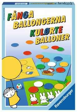 Kulørte Balloner Spil;Pædagogiske spil - Billede 1 - Ravensburger