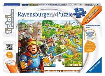 Puzzeln, Entdecken, Erleben: Die Ritterburg (russische Ausgabe) tiptoi®;tiptoi® Produkte auf Russisch - Bild 1 - Ravensburger