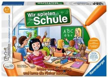 00733 tiptoi® Spiele tiptoi® Wir spielen Schule von Ravensburger 1