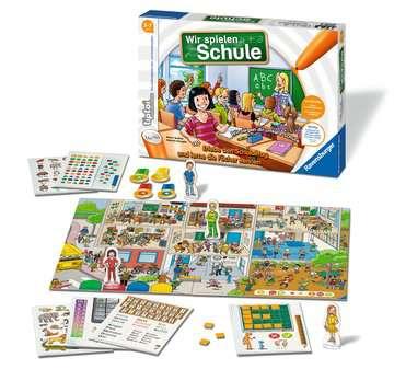 00733 tiptoi® Spiele tiptoi® Wir spielen Schule von Ravensburger 7