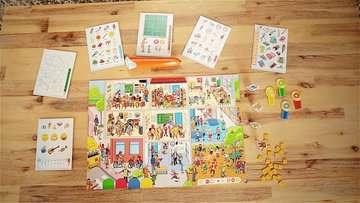 00733 tiptoi® Spiele tiptoi® Wir spielen Schule von Ravensburger 14
