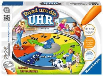 tiptoi® Rund um die Uhr tiptoi®;tiptoi® Spiele - Bild 1 - Ravensburger