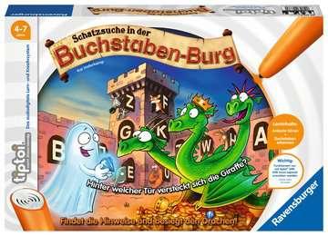 tiptoi® Schatzsuche in der Buchstabenburg tiptoi®;tiptoi® Spiele - Bild 1 - Ravensburger