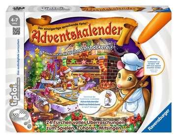 00738 tiptoi® Spiele tiptoi® Adventskalender Weihnachtsbäckerei von Ravensburger 1