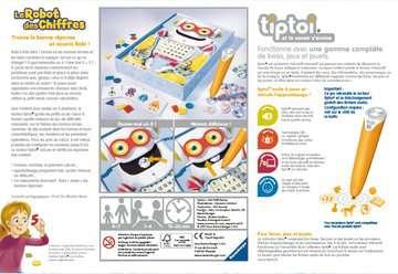 tiptoi® - Le robot des chiffres tiptoi®;Jeux tiptoi® - Image 2 - Ravensburger