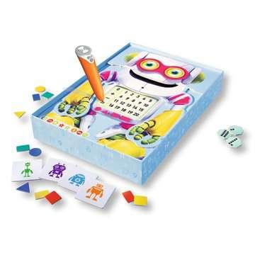 tiptoi® - Le robot des chiffres tiptoi®;Jeux tiptoi® - Image 3 - Ravensburger