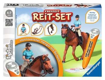 00741 tiptoi® Spielfiguren tiptoi® Freizeit Reit-Set von Ravensburger 1
