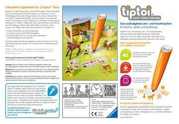 00742 tiptoi® Spielfiguren tiptoi® Tier-Set Falabella von Ravensburger 2