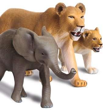 00743 tiptoi® Spielfiguren tiptoi® Tier-Set Löwen von Ravensburger 4