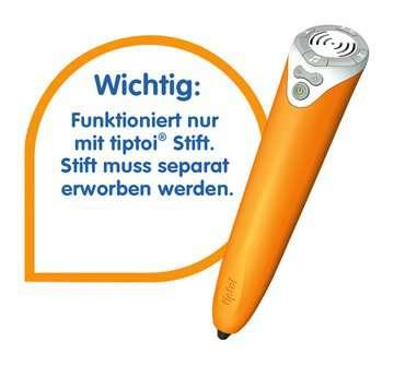 00743 tiptoi® Spielfiguren tiptoi® Tier-Set Löwen von Ravensburger 5