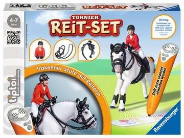 00749 tiptoi® Spielfiguren tiptoi® Turnier Reit-Set von Ravensburger 1