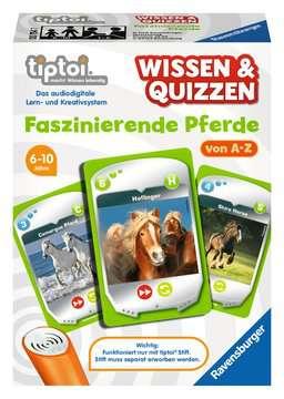 tiptoi® Wissen & Quizzen: Faszinierende Pferde tiptoi®;tiptoi® Spiele - Bild 1 - Ravensburger