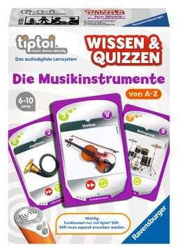 tiptoi® Wissen & Quizzen: Die Musikinstrumente tiptoi®;tiptoi® Spiele - Bild 1 - Ravensburger