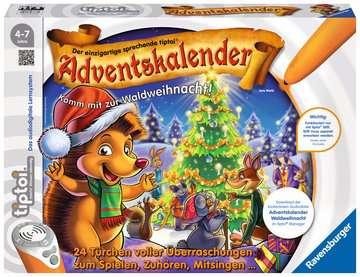 00758 tiptoi® Spiele Adventskalender - Waldweihnacht der Tiere von Ravensburger 1
