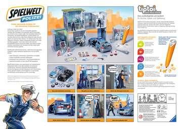 00759 tiptoi® Spielwelten tiptoi® Spielwelt Polizei von Ravensburger 2