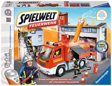 00760 tiptoi® Spielfiguren tiptoi® Spielwelt Feuerwehr von Ravensburger 1
