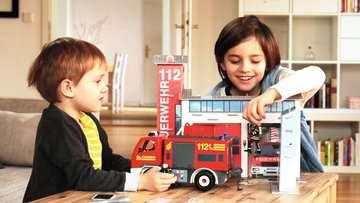00760 tiptoi® Spielfiguren tiptoi® Spielwelt Feuerwehr von Ravensburger 4