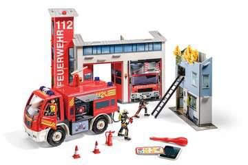 00760 tiptoi® Spielfiguren tiptoi® Spielwelt Feuerwehr von Ravensburger 10