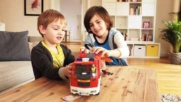 00760 tiptoi® Spielfiguren tiptoi® Spielwelt Feuerwehr von Ravensburger 12