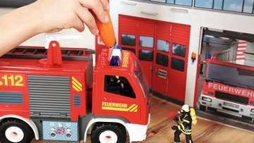 tiptoi® Spielwelt Feuerwehr tiptoi®;tiptoi® Spielwelten - Bild 13 - Ravensburger