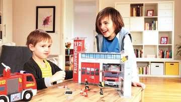 00760 tiptoi® Spielfiguren tiptoi® Spielwelt Feuerwehr von Ravensburger 14