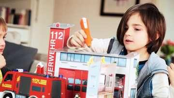 00760 tiptoi® Spielfiguren tiptoi® Spielwelt Feuerwehr von Ravensburger 15