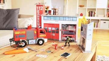 00760 tiptoi® Spielfiguren tiptoi® Spielwelt Feuerwehr von Ravensburger 16