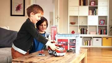 00760 tiptoi® Spielfiguren tiptoi® Spielwelt Feuerwehr von Ravensburger 17