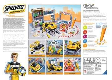 00761 tiptoi® Spielfiguren tiptoi® Spielwelt Autorennen von Ravensburger 2