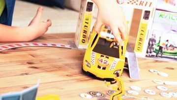 00761 tiptoi® Spielfiguren tiptoi® Spielwelt Autorennen von Ravensburger 7