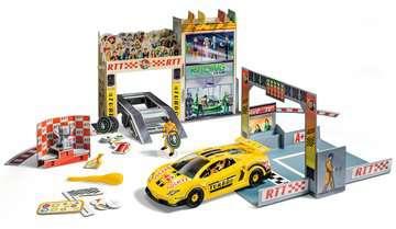 00761 tiptoi® Spielfiguren tiptoi® Spielwelt Autorennen von Ravensburger 11