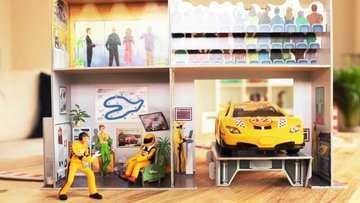 00761 tiptoi® Spielfiguren tiptoi® Spielwelt Autorennen von Ravensburger 17
