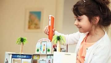 00762 tiptoi® Spielfiguren tiptoi® Spielwelt Einkaufszentrum von Ravensburger 11