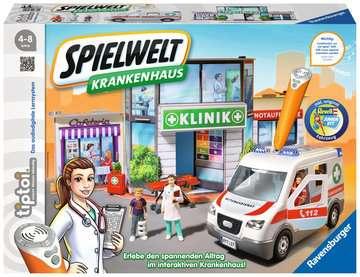 00772 tiptoi® Spielwelten tiptoi® Spielwelt Krankenhaus von Ravensburger 1