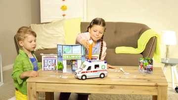 00772 tiptoi® Spielwelten tiptoi® Spielwelt Krankenhaus von Ravensburger 3