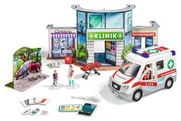 00772 tiptoi® Spielwelten tiptoi® Spielwelt Krankenhaus von Ravensburger 8