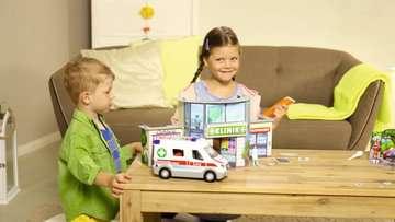 00772 tiptoi® Spielwelten tiptoi® Spielwelt Krankenhaus von Ravensburger 10