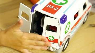 00772 tiptoi® Spielwelten tiptoi® Spielwelt Krankenhaus von Ravensburger 13