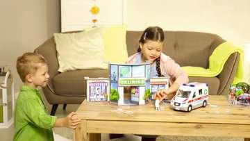 00772 tiptoi® Spielwelten tiptoi® Spielwelt Krankenhaus von Ravensburger 14