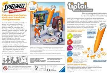 tiptoi® mini Spielwelt Feuerwehr: Gefahrguteinsatz tiptoi®;tiptoi® Spielwelten - Bild 2 - Ravensburger