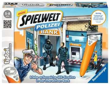 tiptoi® mini Spielwelt Polizei: SEK-Einsatz tiptoi®;tiptoi® Spielwelten - Bild 1 - Ravensburger