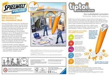 tiptoi® mini Spielwelt Polizei: SEK-Einsatz tiptoi®;tiptoi® Spielwelten - Bild 2 - Ravensburger