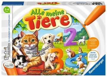 00776 tiptoi® Spiele tiptoi® Alle meine Tiere von Ravensburger 1