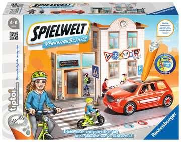 tiptoi® Spielwelt Verkehrsschule tiptoi®;tiptoi® Spielwelten - Bild 1 - Ravensburger
