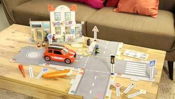 00777 tiptoi® Spielwelten tiptoi® Spielwelt Verkehrsschule von Ravensburger 10