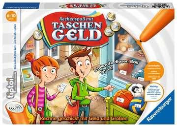 tiptoi® Rechenspaß mit Taschengeld tiptoi®;tiptoi® Spiele - Bild 1 - Ravensburger
